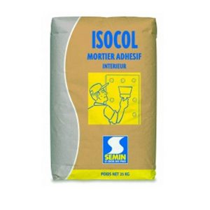ENDUIT COLLE ISOCOL